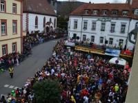 Narrenwurm durch Neckargemünd 2020